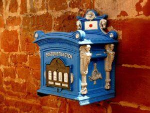 Originální poštovní schránky