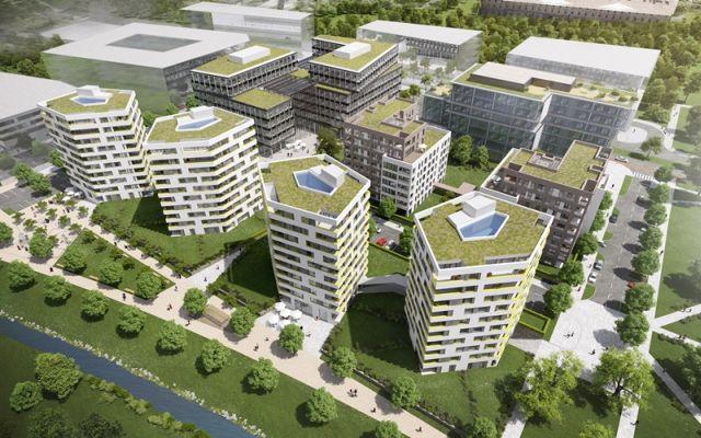 Projekt Rohan city
