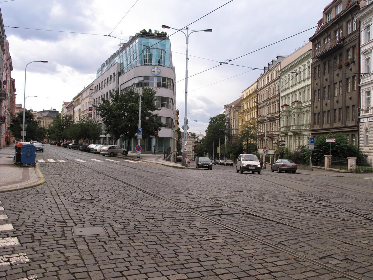 praha ulice