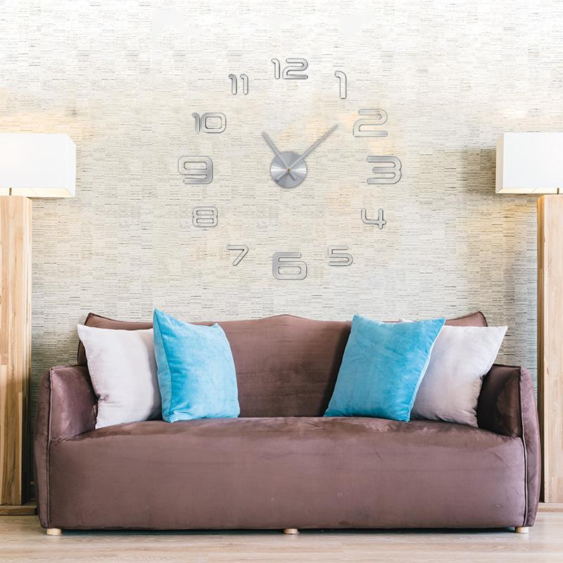 Moderni hodiny na stenu